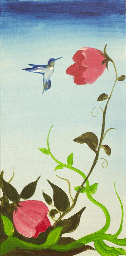 Humming Bird by Richard Fritz