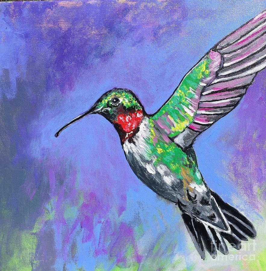 Hummingbird by Kim Heil