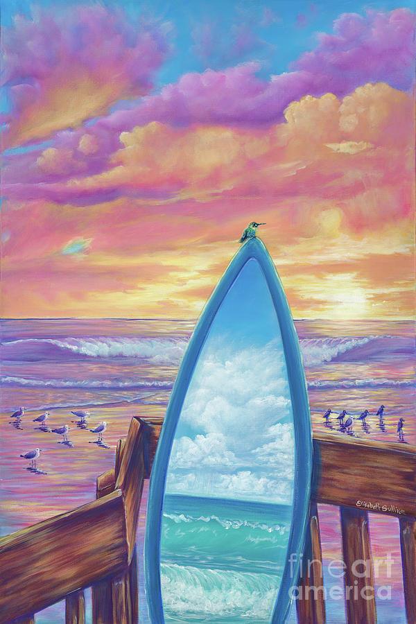 Hummingboard by Elisabeth Sullivan