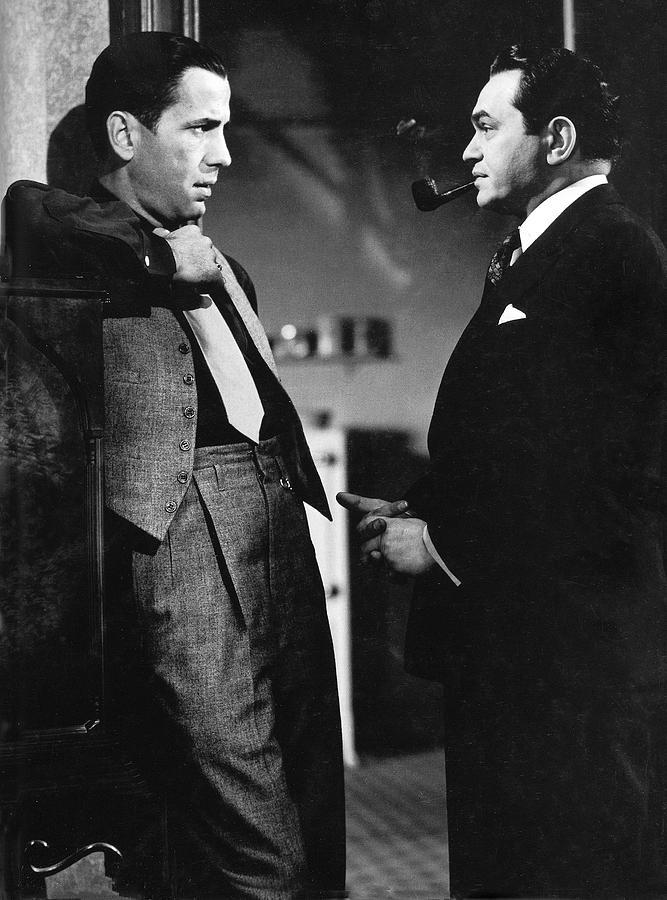 Humphrey Bogart Edward G. Robi...