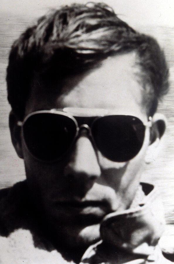 Historical Photograph - Hunter S. Thompson, 1960s by Everett