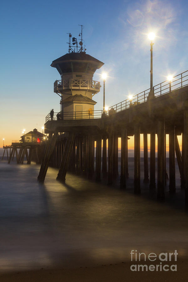 Huntington Peir  by Brandon Bonafede