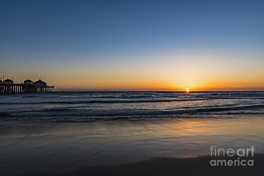 Huntington Sunset by Anthony Baatz