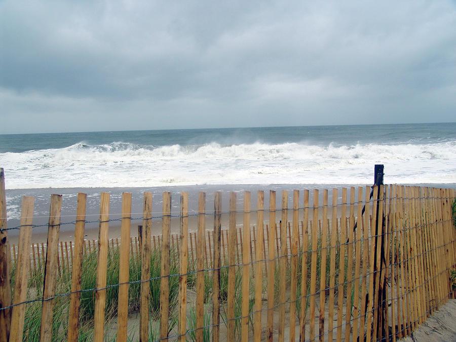 Hurricane Warning by Kevin Callahan