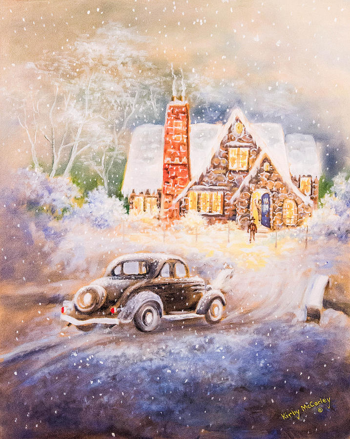 Memories Of The Season by Kirby McCarley