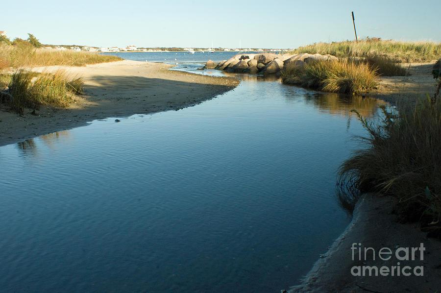 Cape Cod Photograph - Hyannis Bay by Frank Garciarubio