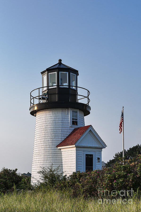 Cape Cod Photograph - Hyannis Lighthouse by John Greim