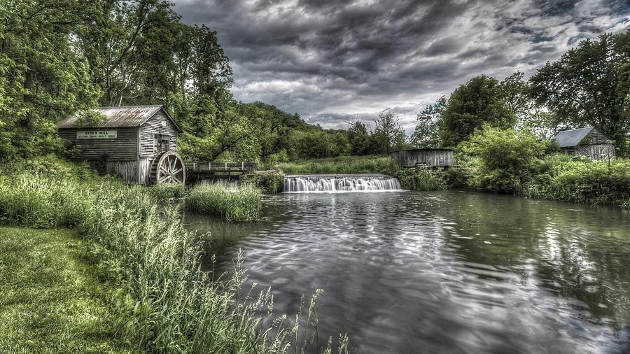 Hyde's Mill by Brad Bellisle