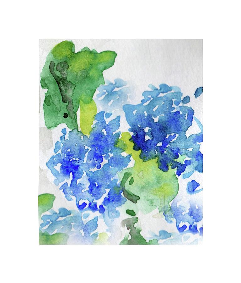 Hydranga by Jenny Mead