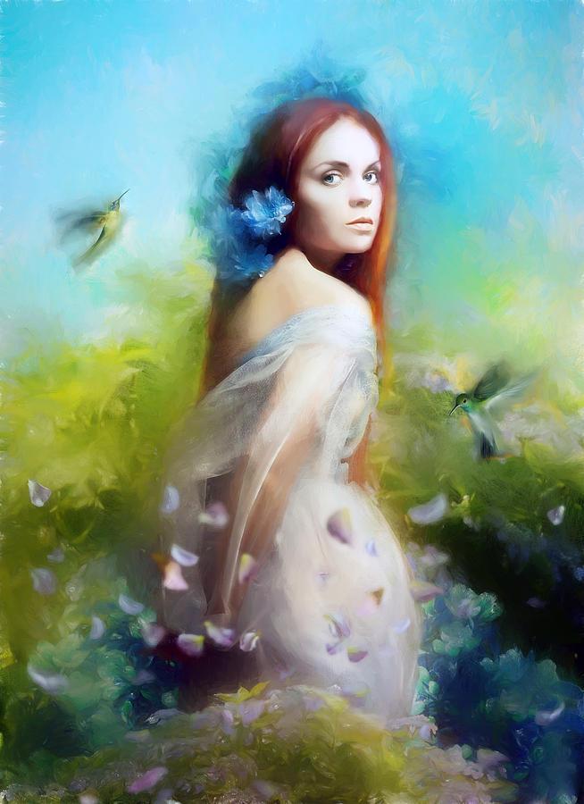Hydrangea by Karen Koski