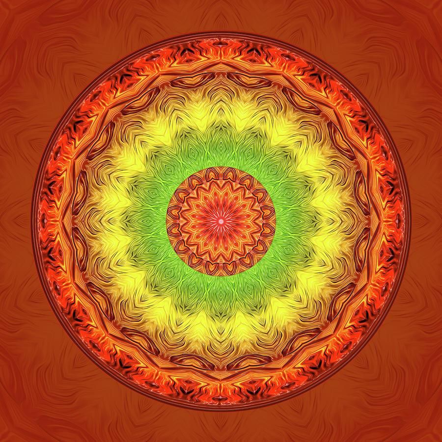 Hypnotic Eye Digital Art