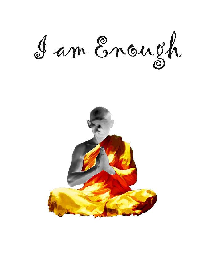 I am Enough by Carlos Paredes