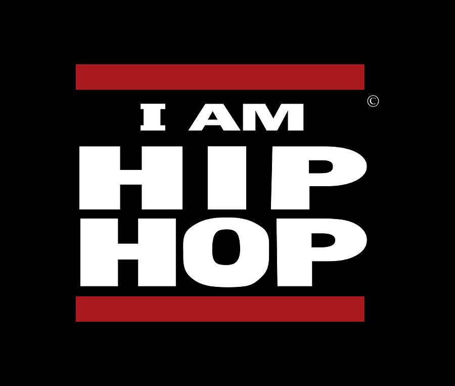I Am Hiphop Digital Art by Art the Artist Abdon