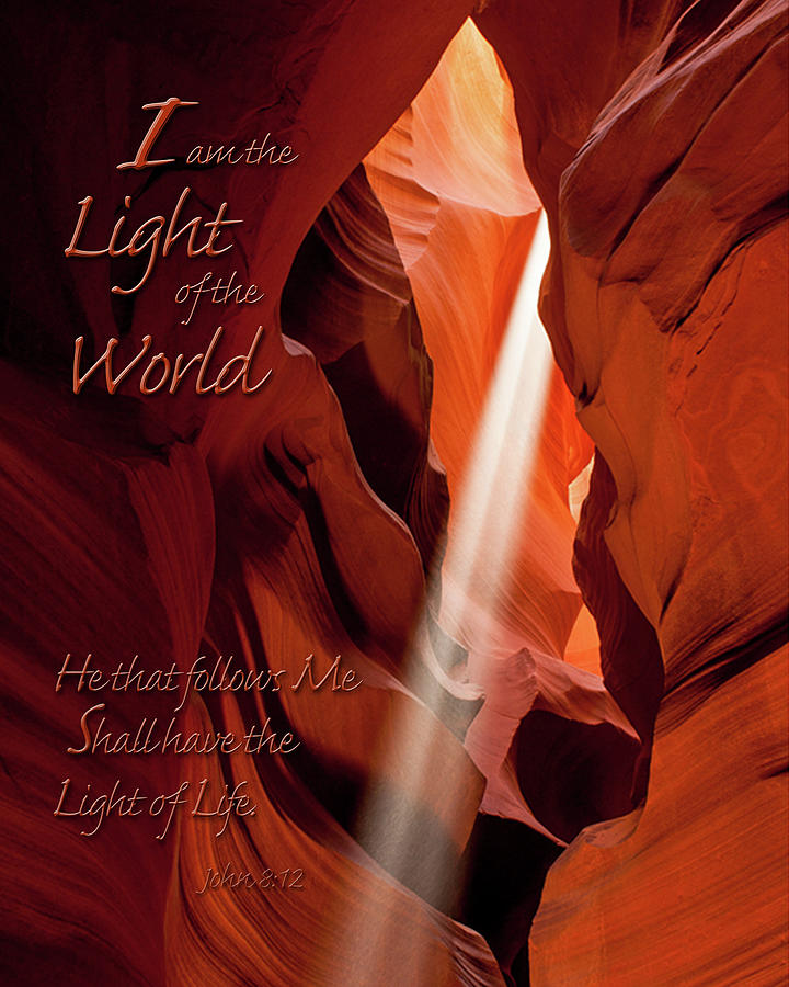 I Am the Light of the World by James Capo for Foundation Outreach Internationa