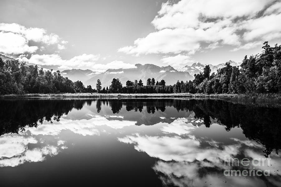 Lac Photograph - I am You and You are Me by Pierre GAY