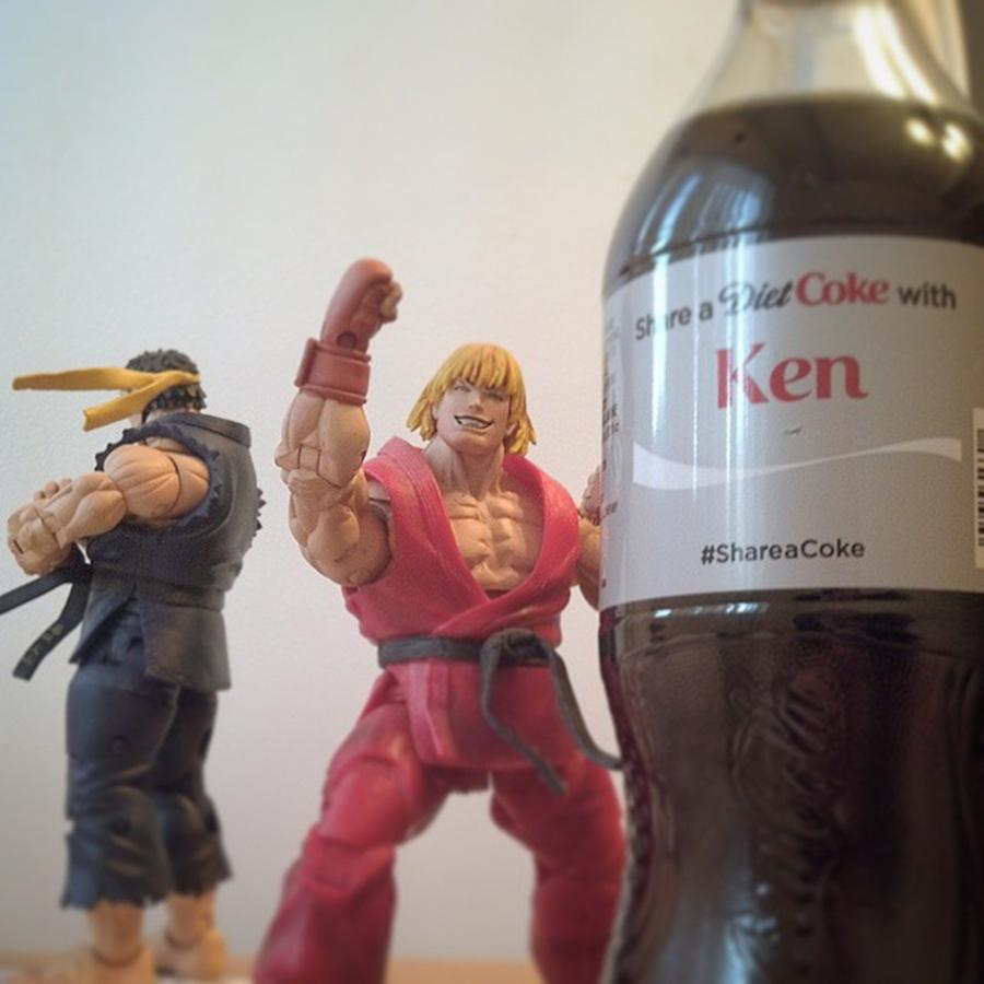 Streetfighter Photograph - I Should Go Look For One That Says Ryu by The Coco