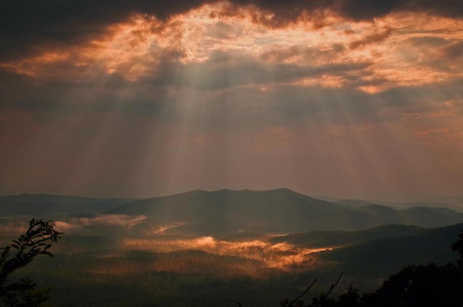 Landscape Photograph - I Feel Your Presence. by Itai Minovitz