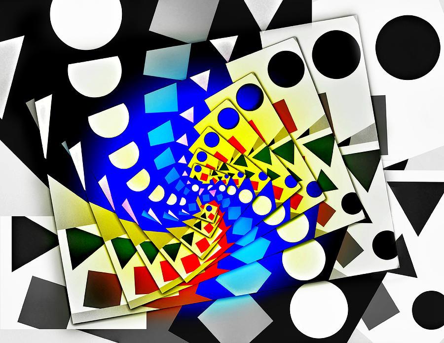 I Fell Way Too Deep Digital Art