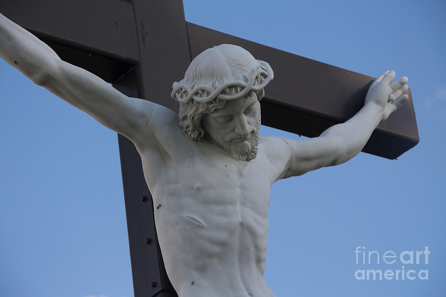 Jesus Photograph - I found Jesus by Michael Rados