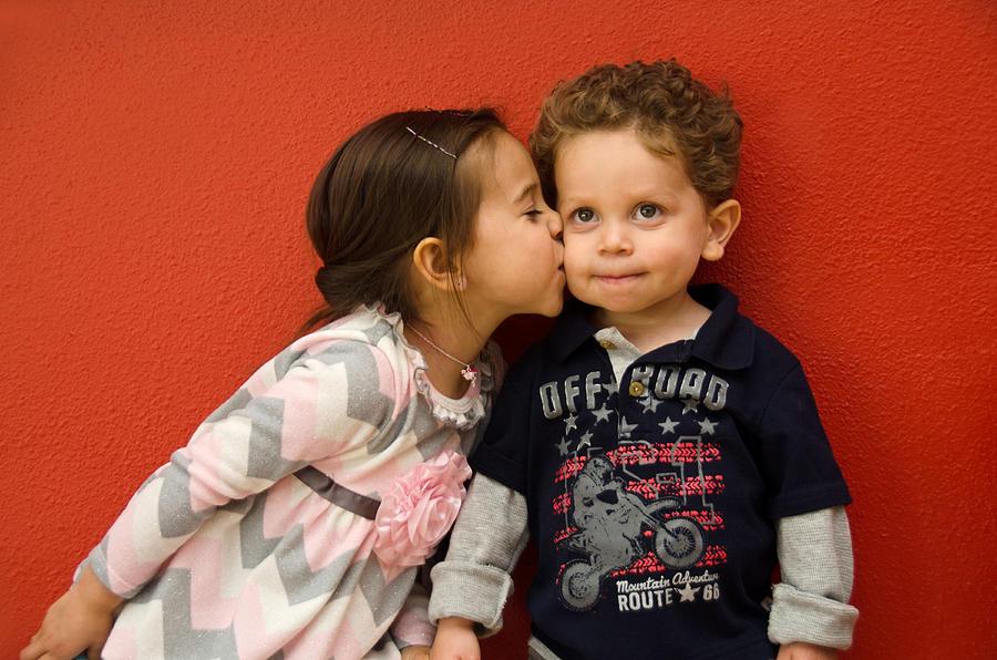 I give you a kiss by Irina Archangelskaya