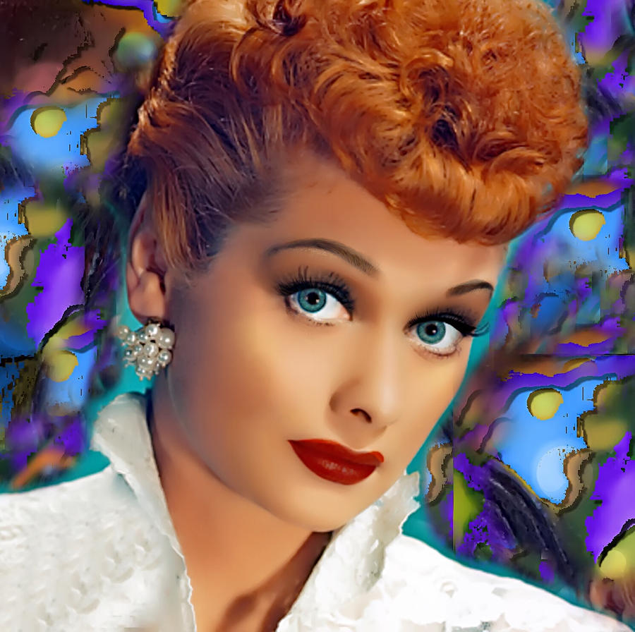I Love Lucy by Karen Showell