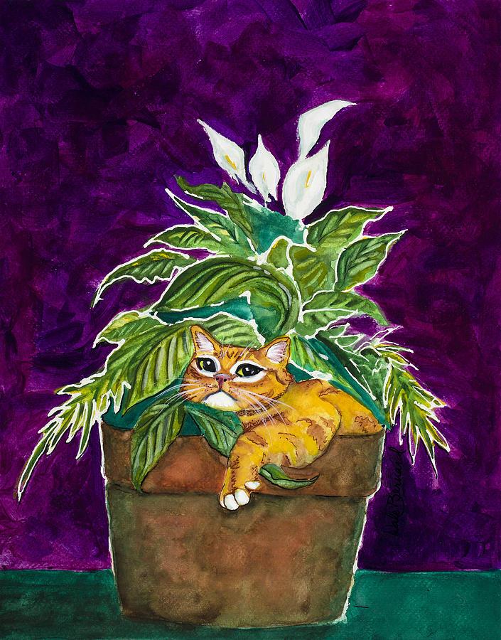 I Love My Pot by Dale Bernard