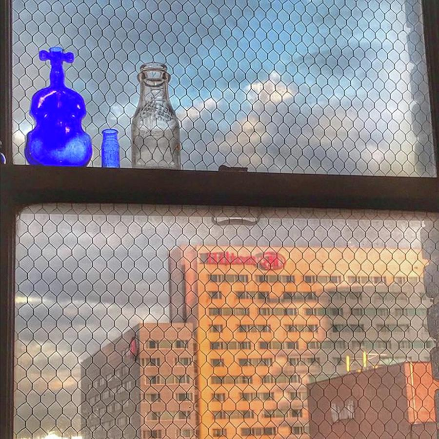 Artstudio Photograph - I Love The Sunset Reflection Of The by Marianna Mills
