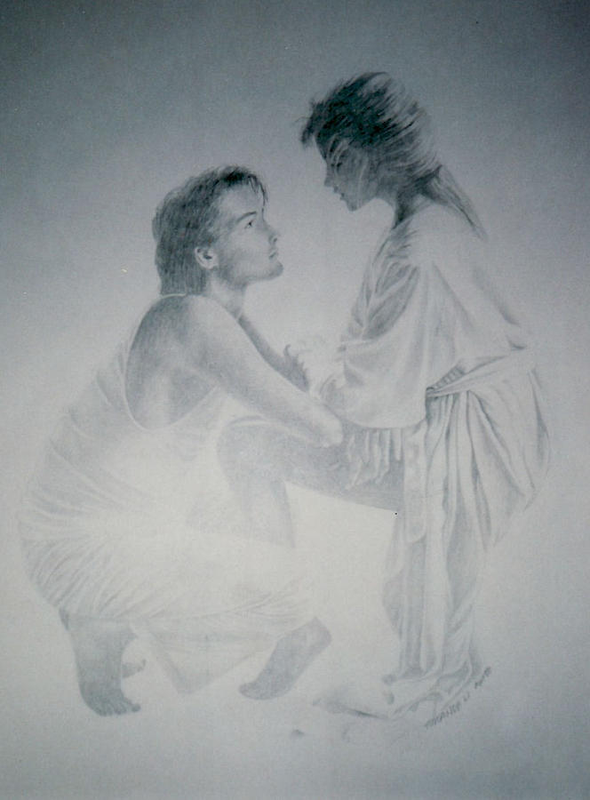 I Love You Drawings In Pencil