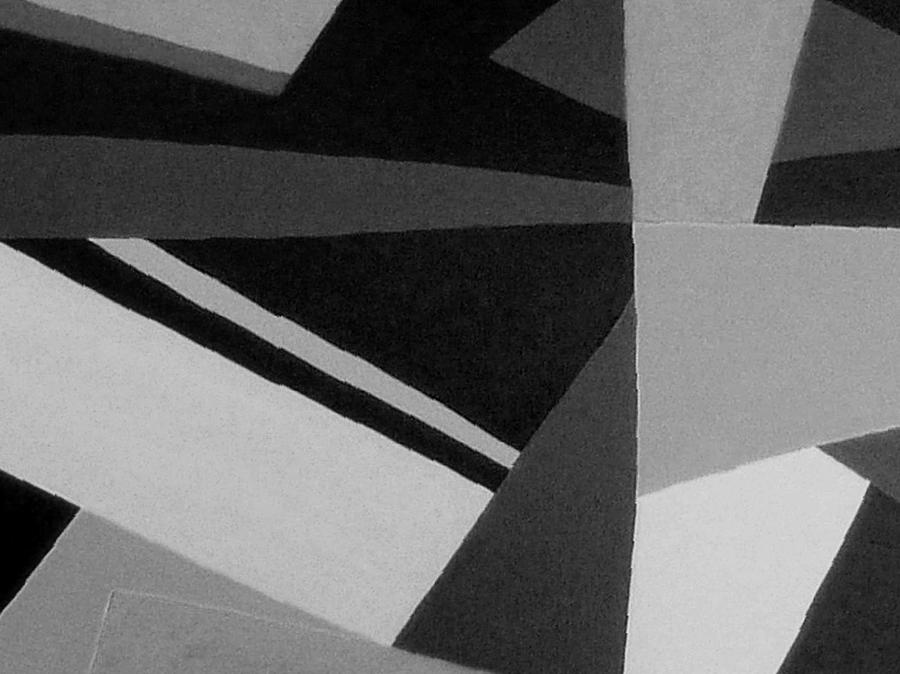 Abstract Photograph - I M Your Man Detail 2 by Dick Sauer