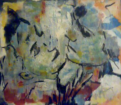 Figurative Painting - I Need You by Talal Ghadban