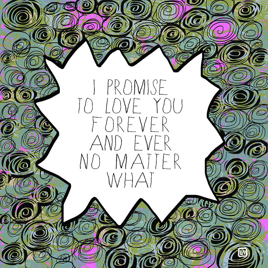 I Promise by Lisa Weedn
