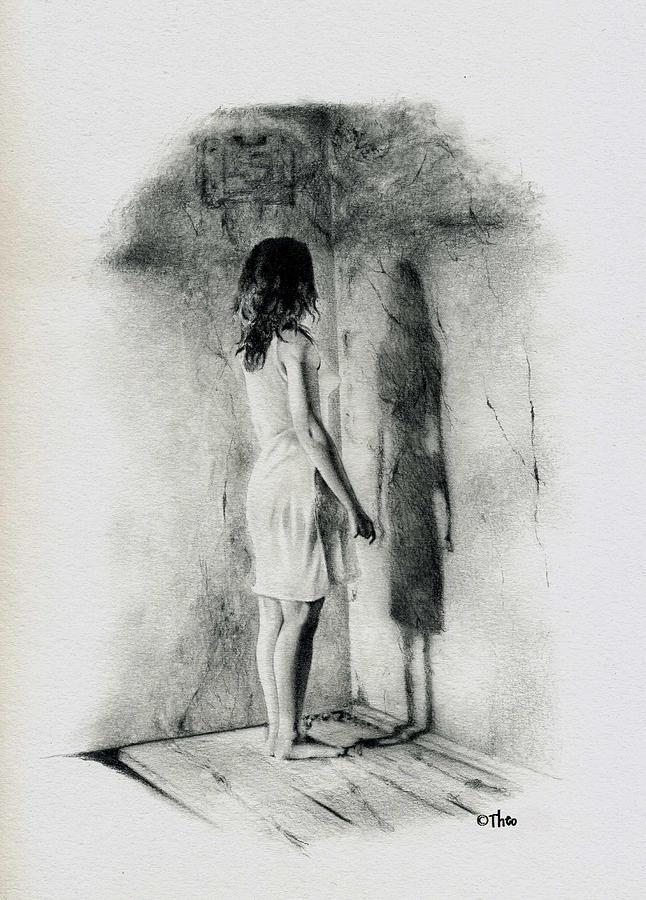 Картинки карандашом разлуки