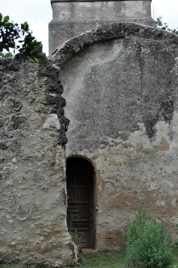 Door Photograph - I Stand At The Door And Knock by Teresa Blanton