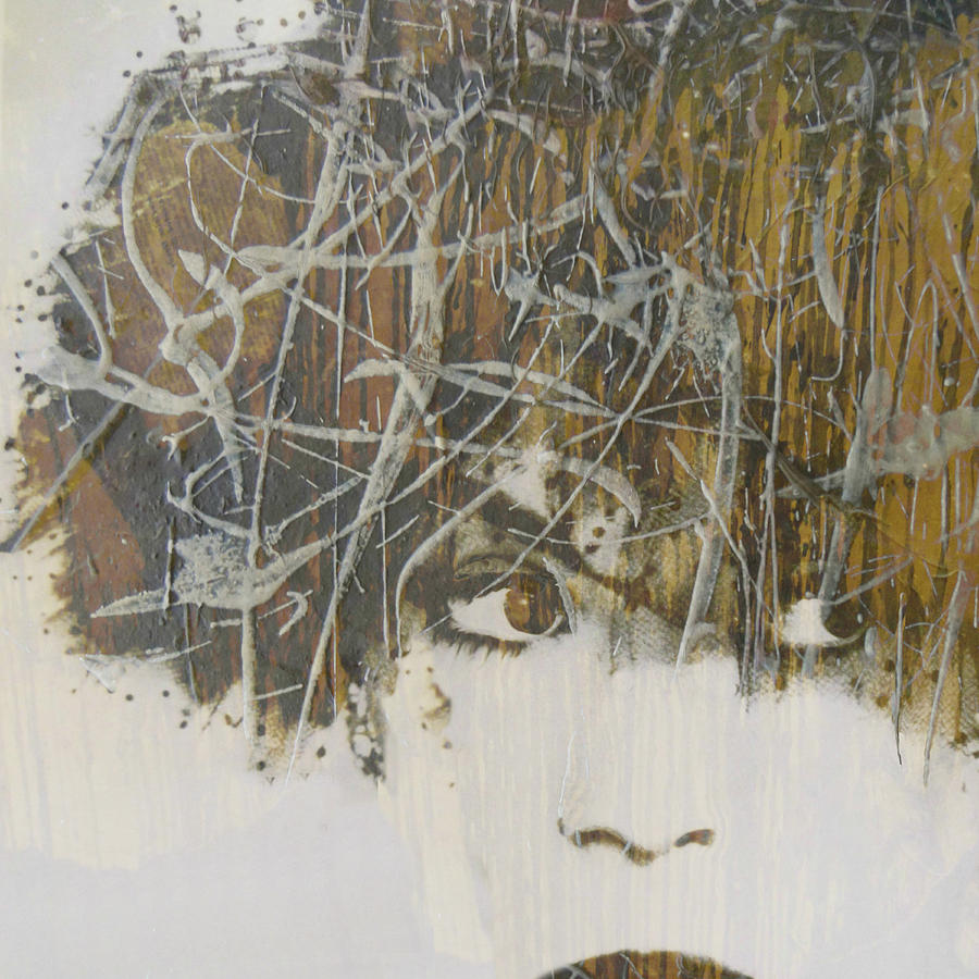 Whitney Houston Mixed Media - I Will Always Love You by Paul Lovering