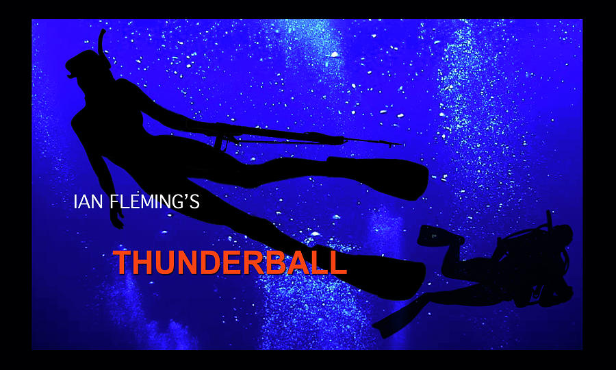 Ian Fleming, Thunderball, Opening Film Sequence by Thomas Pollart