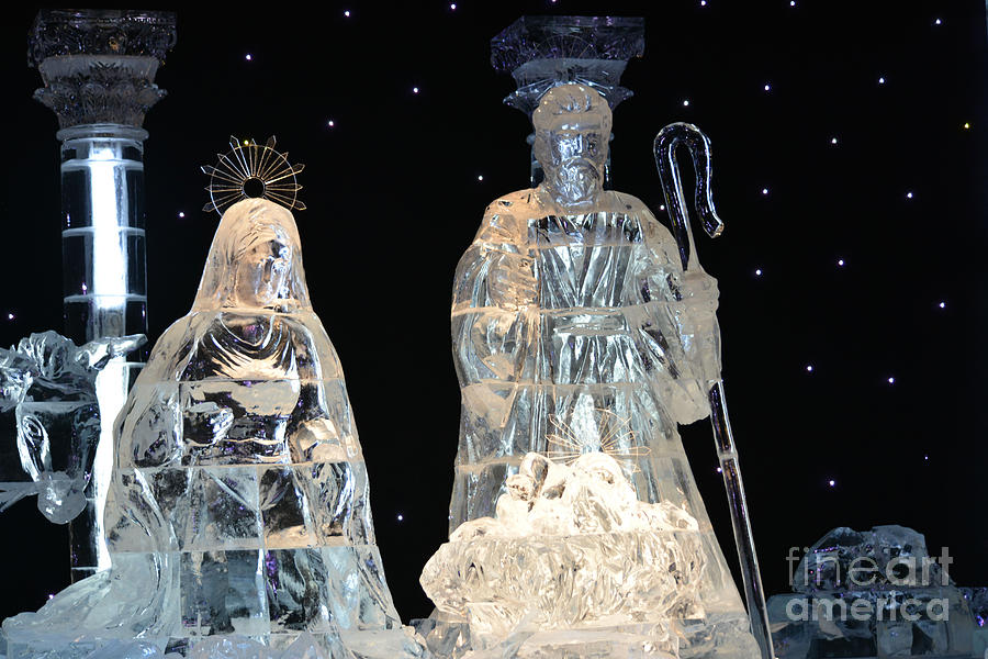 Long Beach Ice Sculpture Show