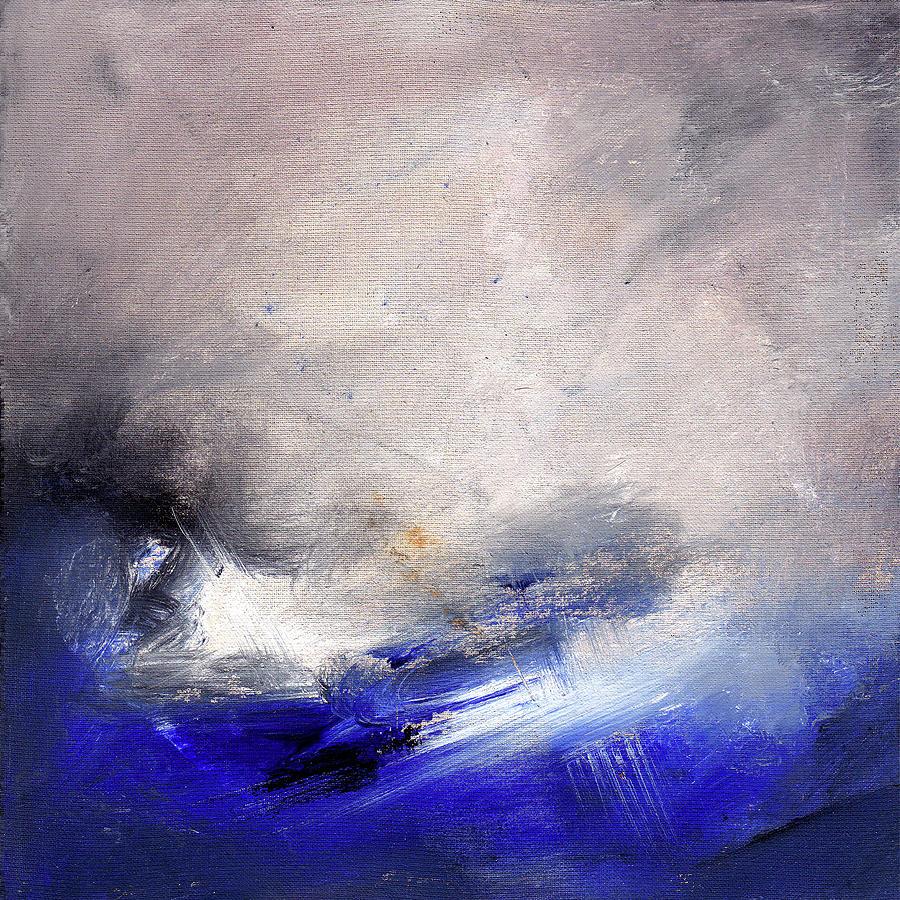Abstrakt Painting - Iceage  by Vitali Skacidub
