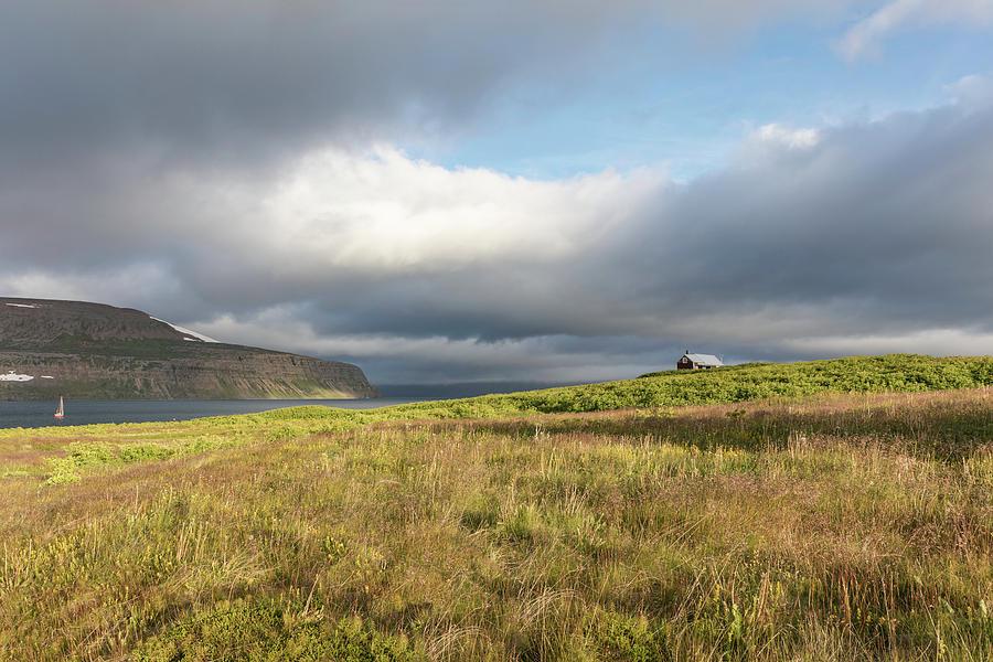 Iceland Photograph - Iceland 37 by Valeriy Shvetsov