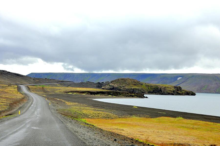 Iceland Photograph - Iceland by Ambika Jhunjhunwala