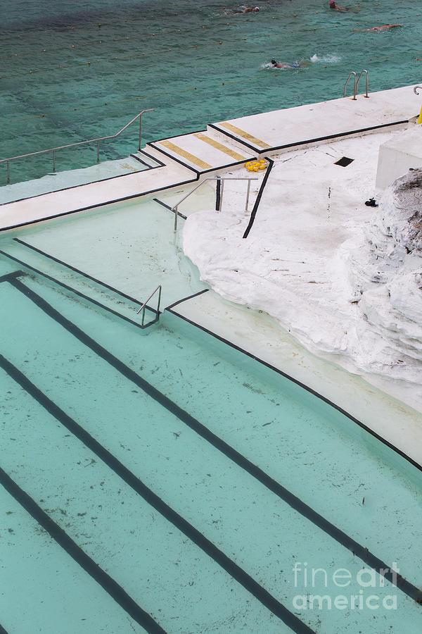 Swimming Pool Photograph - Iconic Bondi Icebergs Pool by Sheila Smart Fine Art Photography