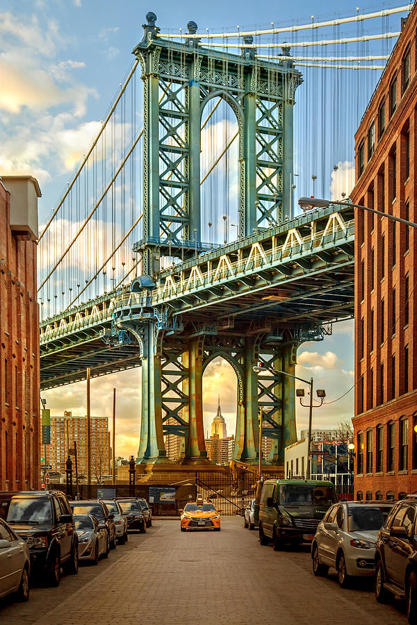 New York City Photograph - Iconic Manhattan by Az Jackson