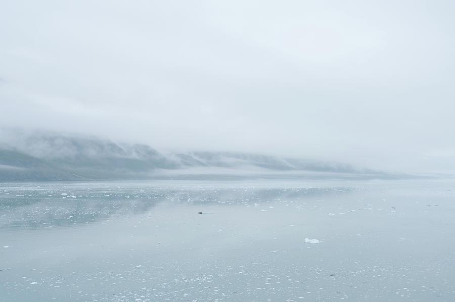 Icy Alaskan Seascape I Photograph