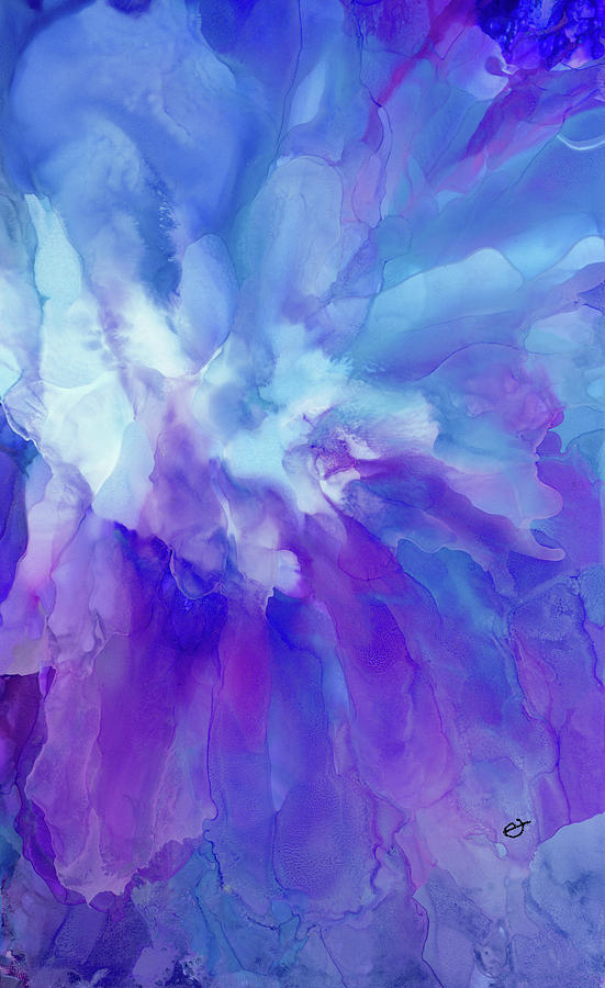 Icy Bloom by Eli Tynan