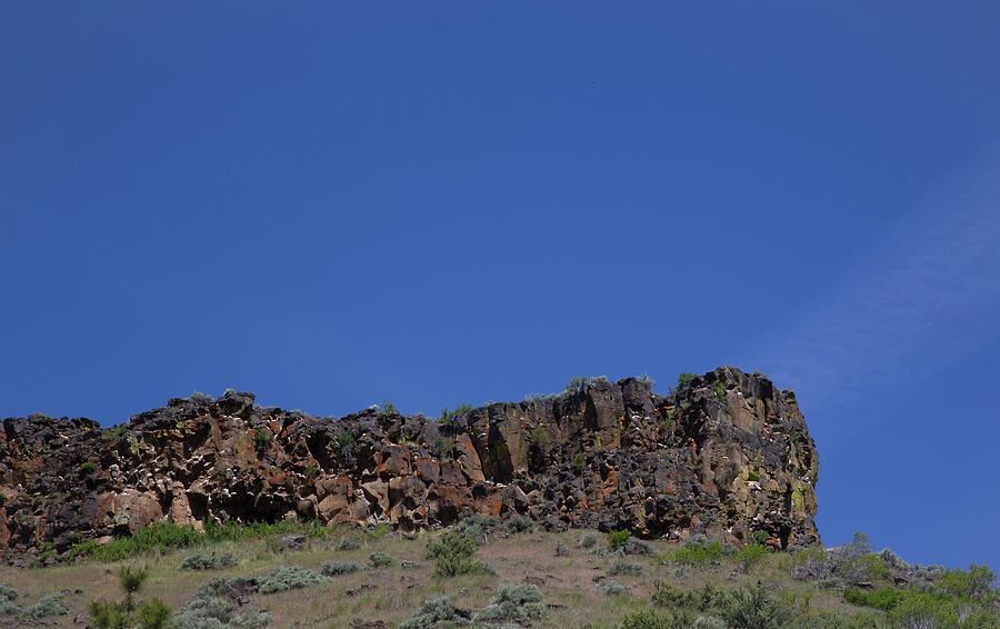 Idaho Landscape by Dart Suze Humeston