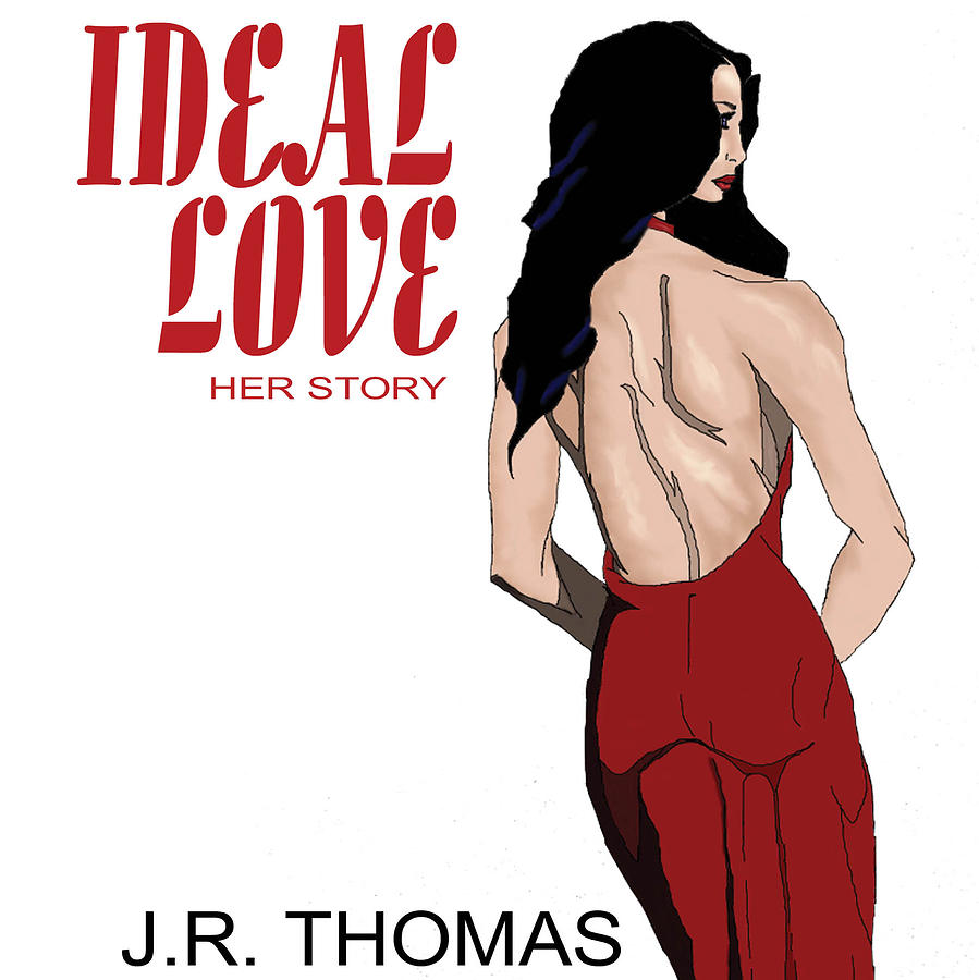 Books Digital Art - Ideal Love Book Cover by Jayvon Thomas