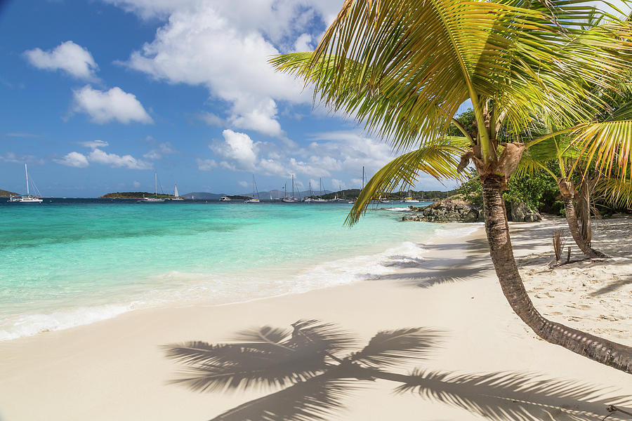 3scape Photograph - Idyllic Salomon Beach by Adam Romanowicz