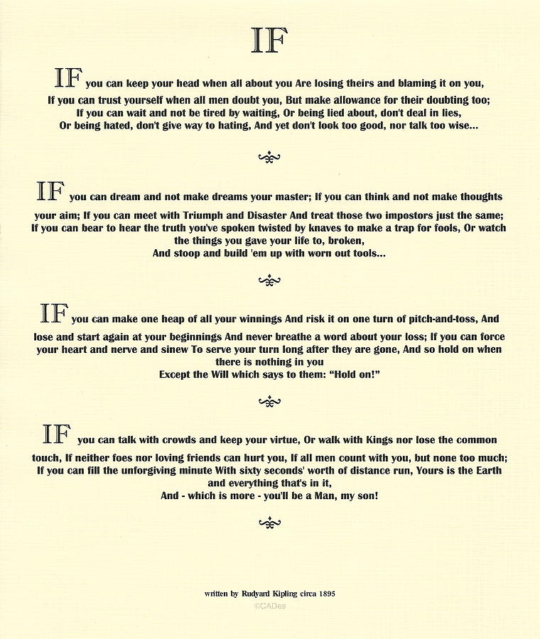 The GNamer Forum Annual Awards 2017 - Page 3 If-by-rudyard-kipling-1895-on-ivory-linen-desiderata-gallery