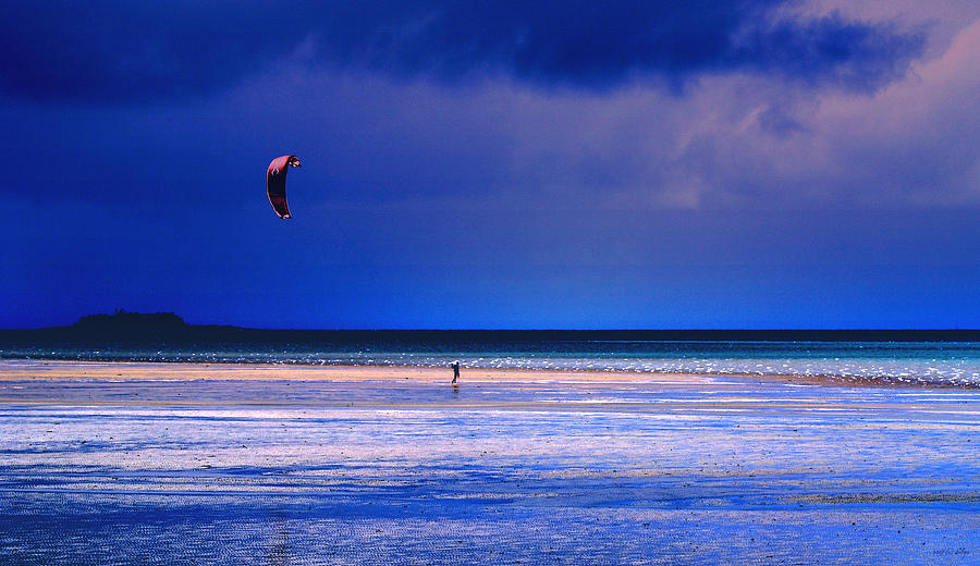 Landscapes Photograph - If I Had Wings by Holly Kempe