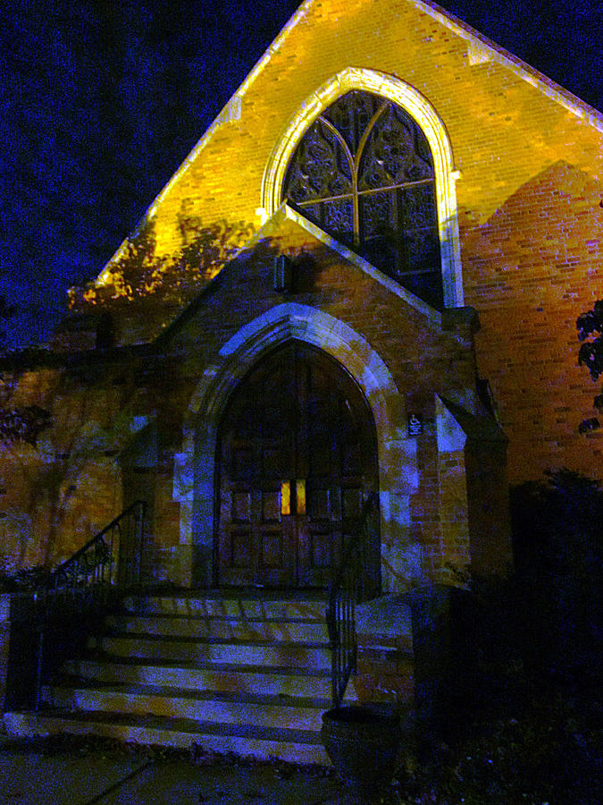 Guy Ricketts Art And Photography Photograph - If Longer Nights Grow Longest by Guy Ricketts