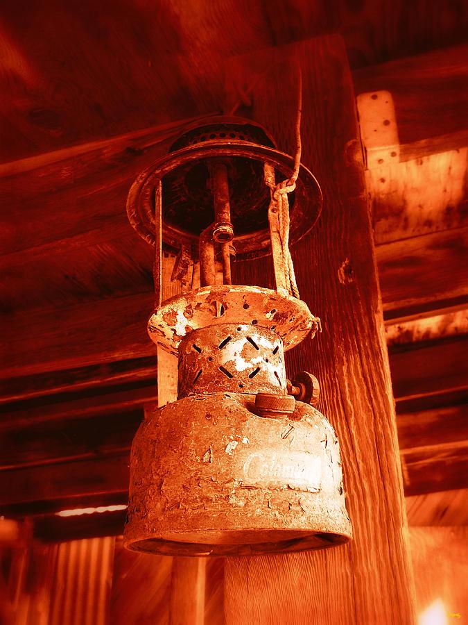 Glenn Mccarthy Photograph - If The Lantern Could Speak by Glenn McCarthy